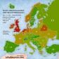 Počet dnů pracovního klidu v Evropě