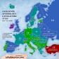 legální věk způsobilosti v Evropských zemích